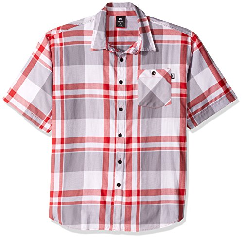 Ecko Unlimited Mens Eclipse Short Sleeve Woven