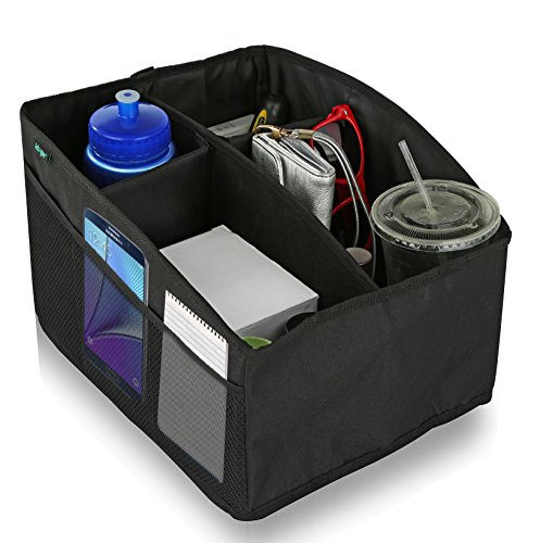Car Console Organizer By Lebogner - Luxury Car - Passenger Seat Organizer