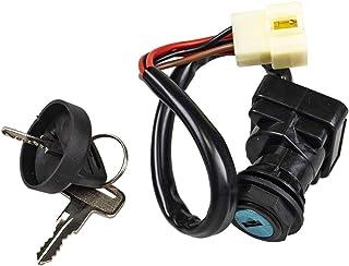 Ignition Switch w/Keys For 1996-1999 Polaris Diesel Magnum Scrambler Sport Sportsman Xplorer 250 400 Replaces 4110209