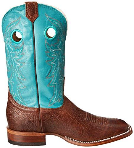 Nocona Boots Heren Heren Legacy Ruitersport Boot Cafe / Delta