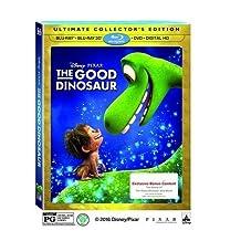 The Good Dinosaur - Exclusive Lenticular Cover and Bonus Content