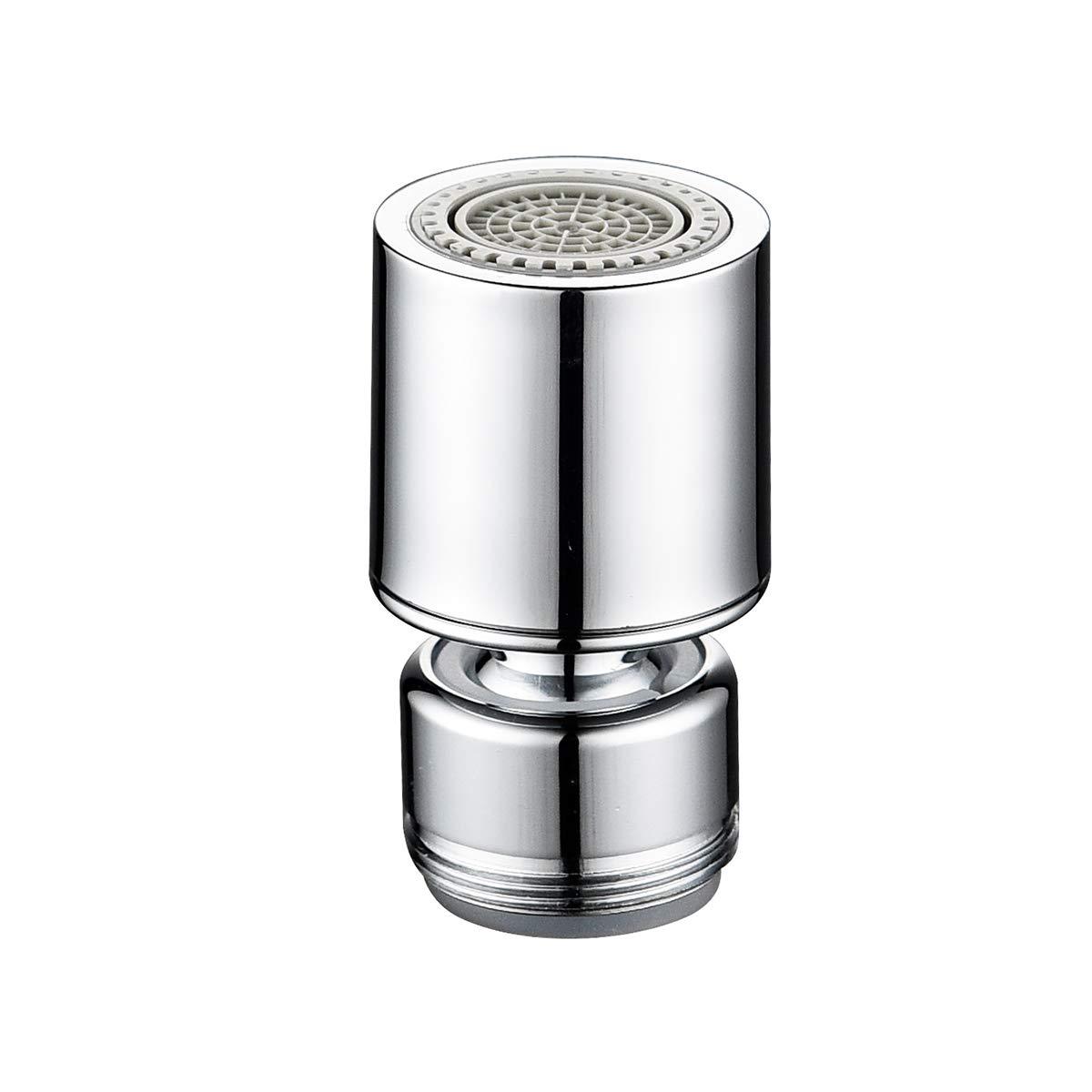 /économiseur deau faible d/ébit a/érateur pour robinet de cuisine robinets de salle de bains Ciencia laiton M22 filetage femelle double fonction a/érateur deau robinet AFA006