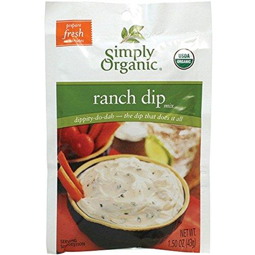 Organic Ranch - Simply Organic Dip Mix Ranch Org