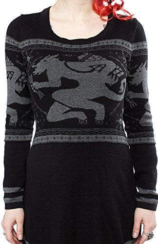1fd14e18889 Sourpuss Krampus Fair Isle Sweater Dress L - Buy Online in UAE ...