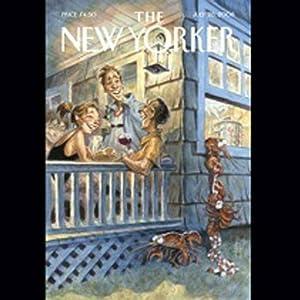 The New Yorker, July 28, 2008 (John Cassidy, Evan Osnos, Jeffrey Toobin) Periodical