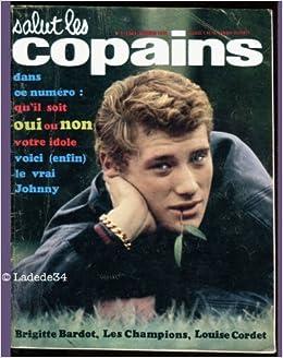Amazon Fr Salut Les Copains N 7 Du 01 02 1963 Salut Les