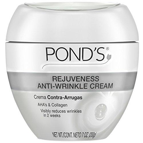 Ponds Rejuveness Anti-Wrinkle Cream 7 Ounce (207ml) (2 Pack)