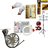 RS Berkeley FR806 Artist Series Double Horn & Bonus RSB MEGA PACK w/Essential Elements Book