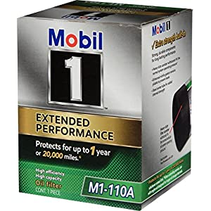 Mobil 1 M1-110A Oil Filter (6 pack)