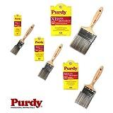 Purdy Monarch Elite Professional Decorating Paint Brush Full Set Of 5