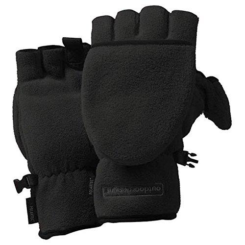 Fuji Convertible Gloves X-Small ()