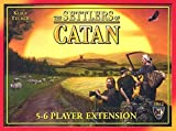 The Settlers of Catan Board Game 4th Edition(5-6 Players Extension)