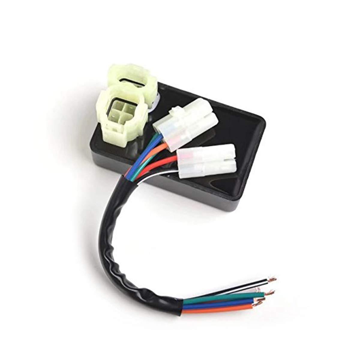 New CDI Module Fits for Honda TRX300 TRX300FW TRX 300 ATV 1989-1993 Replace #ESP10027 30410-HC4-770 CI564 495861 HAOCHENG