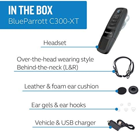 Blueparrott Bluetooth Headset Mit Elektronik