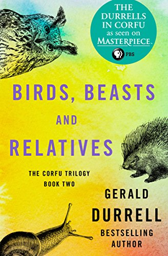 Zoo Birds - Birds, Beasts and Relatives (The Corfu Trilogy Book 2)