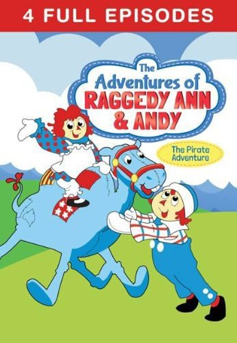 The Adventures of Raggedy Ann & Andy: The Pirate Adventure -