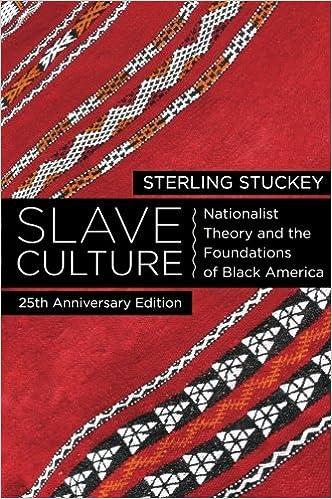 slave culture definition