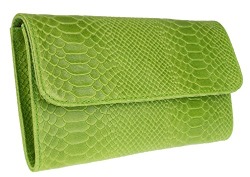Mujer de verde mano Cartera claro Girly Handbags U8wqIEP