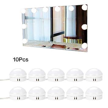 spiegelleuchte led schminklicht badlampe schminkleuchte 5w  spiegellampen unheimlich stilvoll #4