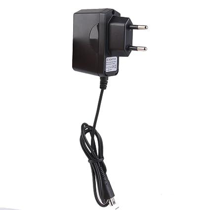 AC Cargador Adaptador para Nintendo DSi NDSi DSiXL 3DS 3DSXL / LL / New 3DS / New 3DSXL / LL Enchufe de la UE