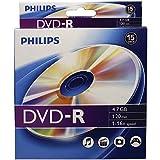 Philips DM4S6B10B/17 DVD-R 16X 10PK PEG BX