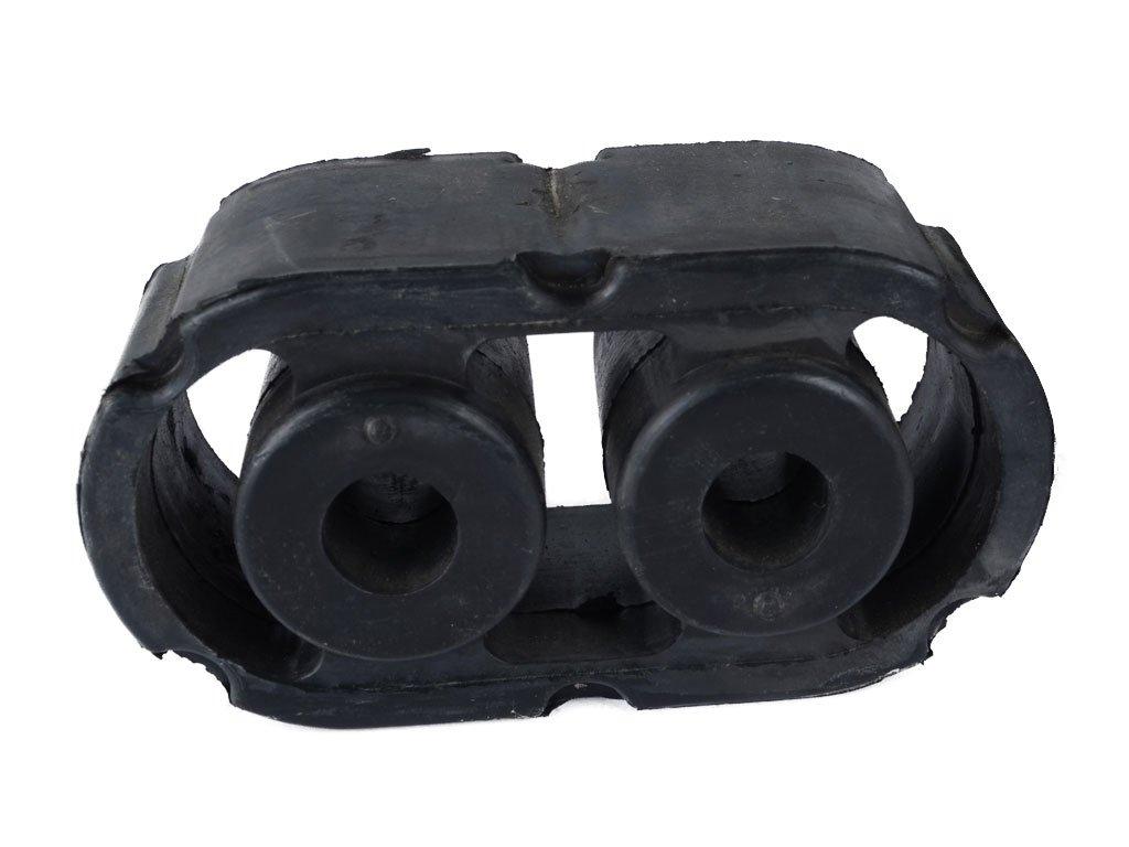Exhaust Insulator Rubber or Tailpipe Hanger fits Jeep Wrangler TJ 1997-2006 Rukse JOP-52101035-TJ
