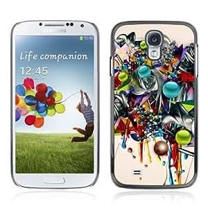 Designer Depo Hard Protection Case for Samsung Galaxy S4 / Graffiti Art Abstract