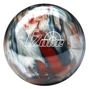 Brunswick T-Zone Patriot Blaze Bowling Ball
