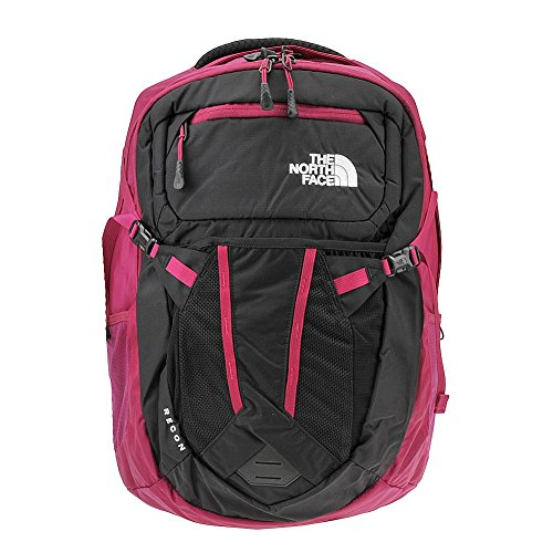 Women's The North Face Recon Backpack Dramatic Plum/TNF Black Size One Size - Face Buckle