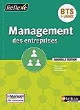 Management des entreprises BTS 1re année - Collection Réflexe