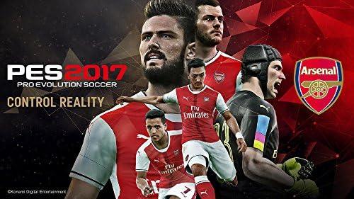 PES 2017: Pro Evolution Soccer [Importación Francesa]: Amazon.es ...