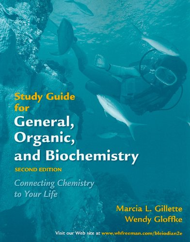 General, Organic, and Biochemistry Study Guide