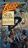 Zorro and the Pirate Raiders, Johnston McCulley, 0553246704