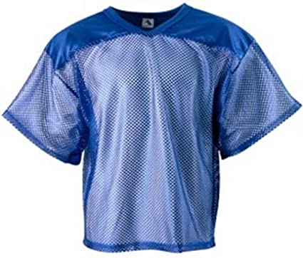 626b20be0 Amazon.com   Augusta Sportswear Porthole Mesh Football Jersey from ...
