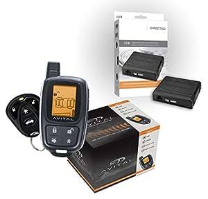 avital 5305l car alarm and remote start. Black Bedroom Furniture Sets. Home Design Ideas