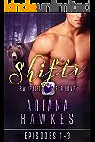 Shiftr: Swipe Left for Love (Volume I): BBW Bear, Tiger and Werewolf Paranormal Shifter Romances