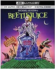 Beetlejuice (4K Ultra HD + Blu-ray + Digital)