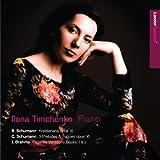 R. Schumann: Kreisleriana; C. Schumann: 3 Preludes
