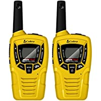 Best Walkie Talkies, Cobra Cx335 Gmrs-frs Walky Talky Two Way Portable Radio