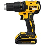 DEWALT-DCK277C2-20V-MAX-Compact-Brushless-Drill-and-Impact-Combo-Kit