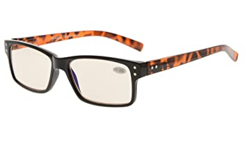 7ff3374660d1 Eyekepper UV Protection,Anti Glare/Blue Rays,Scratch Resistant Lens  Computer Reading Glasses