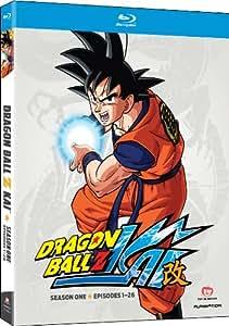Dragon Ball Z Kai: Season One [Blu-ray] [Reino Unido