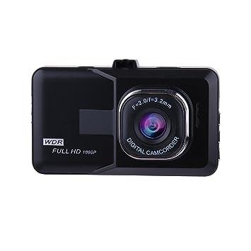 Asiright - Cámara de vigilancia DVR para coche, 1080P, Full HD, grabadora de