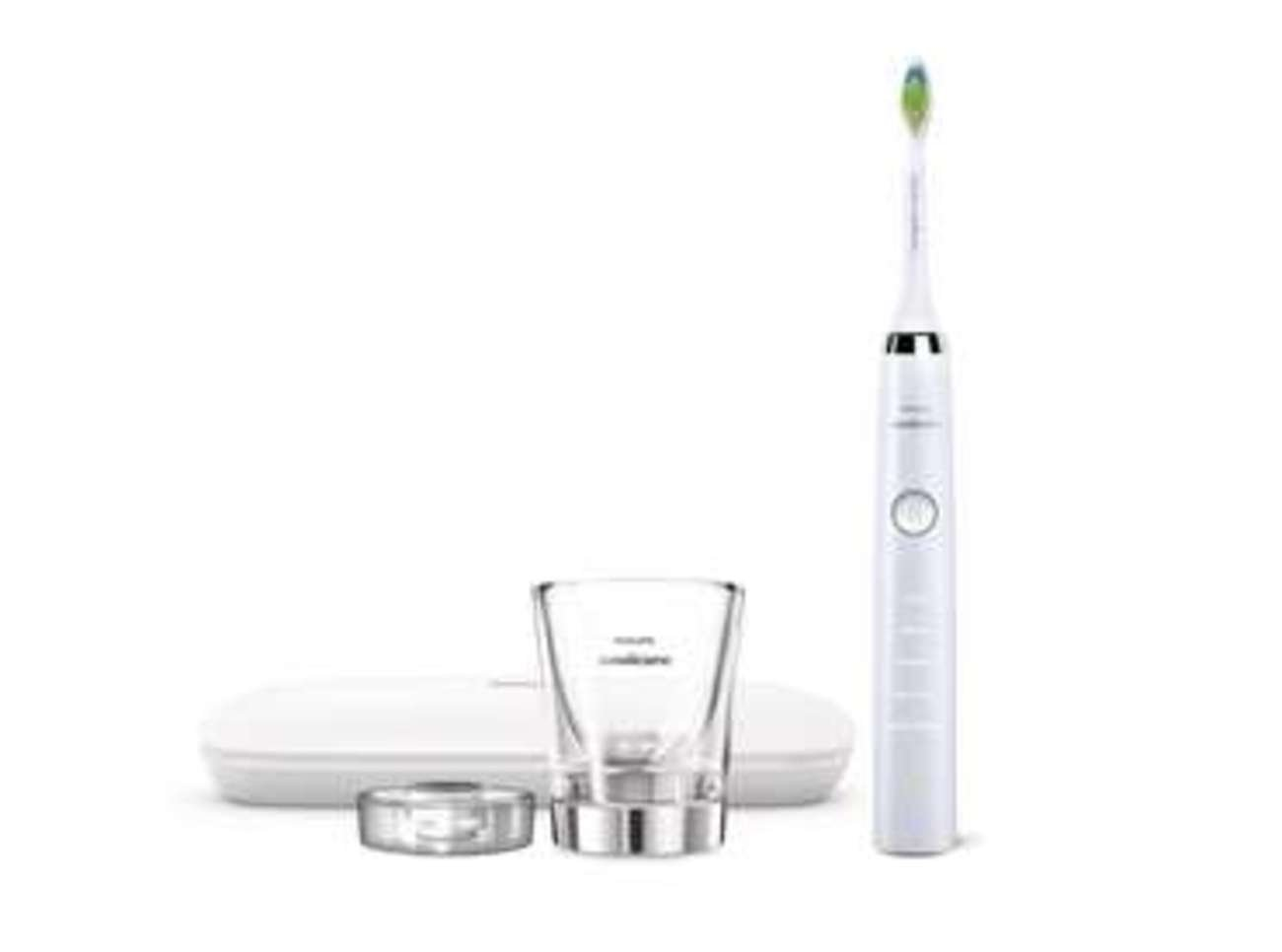 Philips Sonicare Diamond Clean Classic Rechargeable 5 Brushing Modes, Electric Toothbrush With... by Philips Sonicare