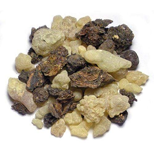 CircuitOffice 1 Pound Frankincense Myrrh Mix Resin Purifying, Cleansing, Healing, Metaphysical, Meditation Wicca