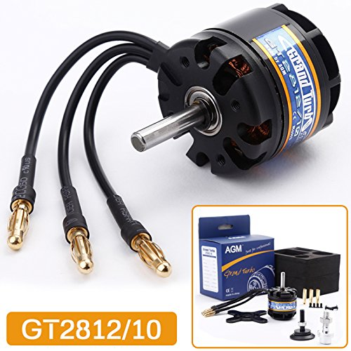 12 970KV High Torque Mini Outer Rotor Brushless Motor for RC Multi-copter (High Torque Series)