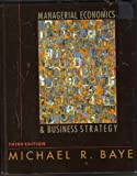 Managerial Economics, Baye, Michael, 0072289171