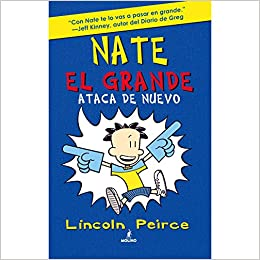 Ataca de nuevo: Lincoln Peirce: 9786079495671: Amazon.com: Books