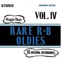 HUGGIE BOY'S RARE R & B OLDIES VOL. 4 by Unknown (0100-01-01?