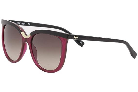 57b5f7d217 Sunglasses Lacoste L825S 526 Cyclamen  Amazon.co.uk  Clothing